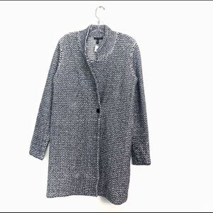 Eileen Fisher NEW jacket knit organic cotton  S